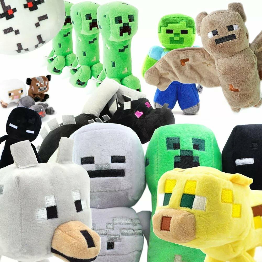 купить игрушки майнкрафт в красноярске #7
