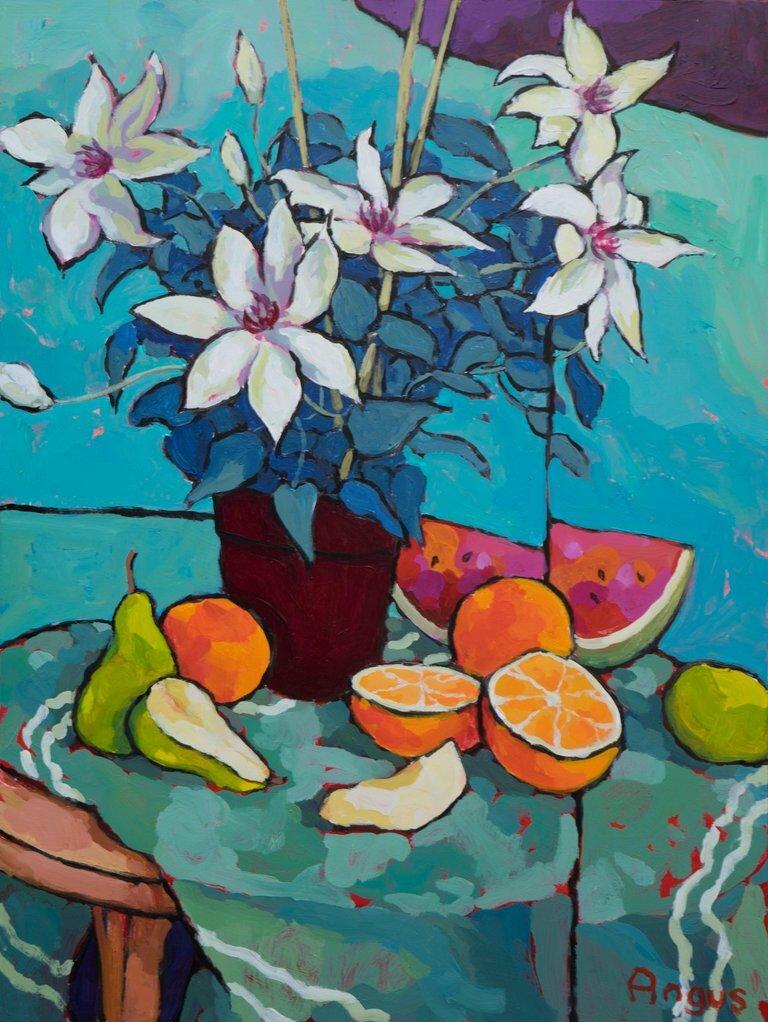 твардовский прямо простые картинки цветы фрукты гуашью интересные вещи встречаются