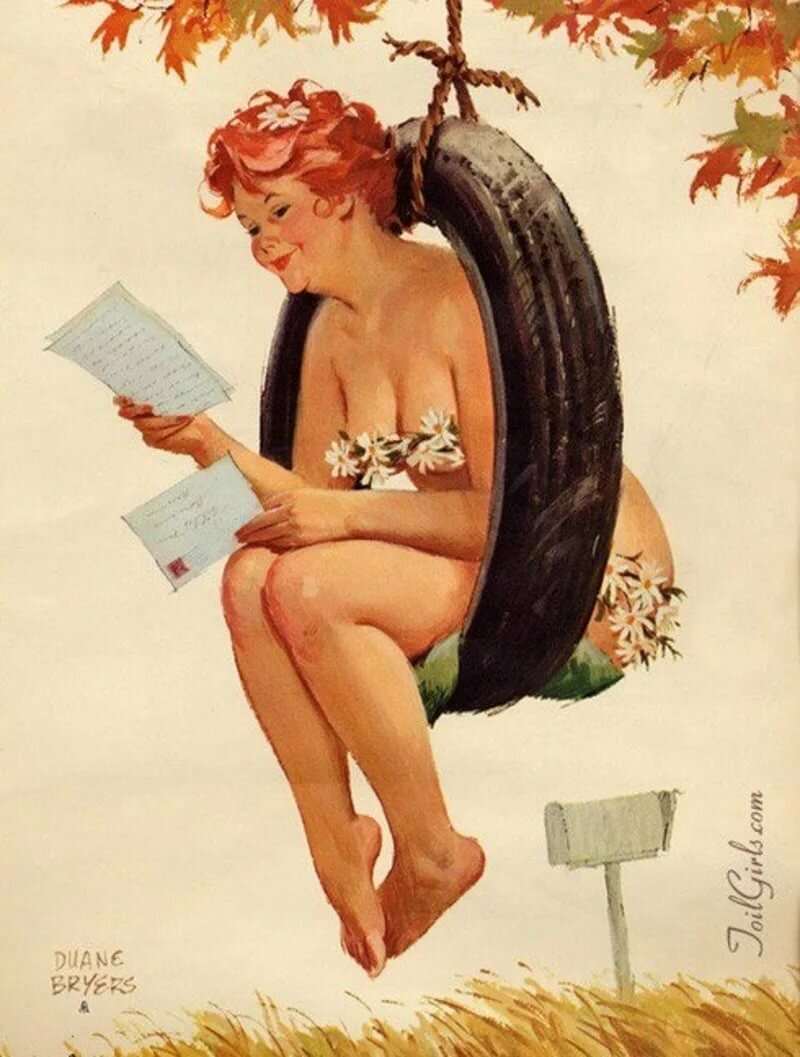 Днем, картинки женщин прикольные нарисованные
