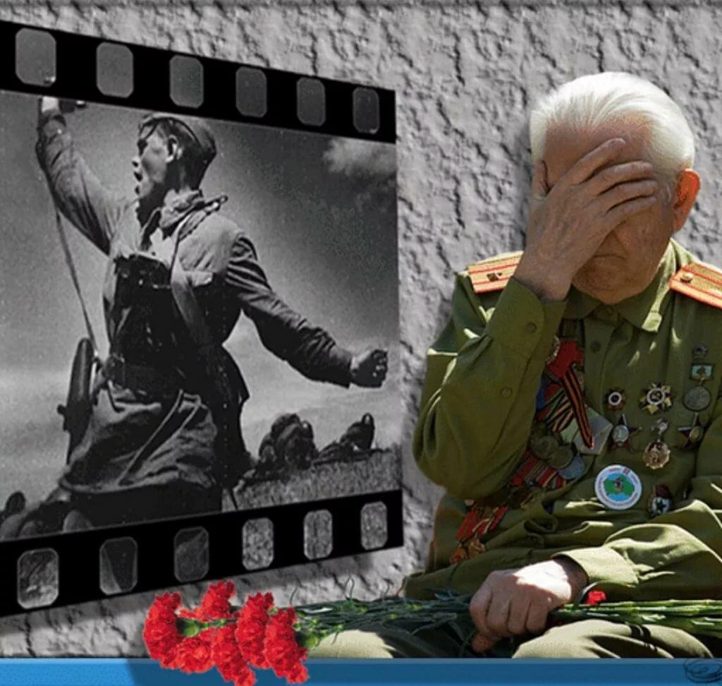 Анимация картинки про войну, новому году