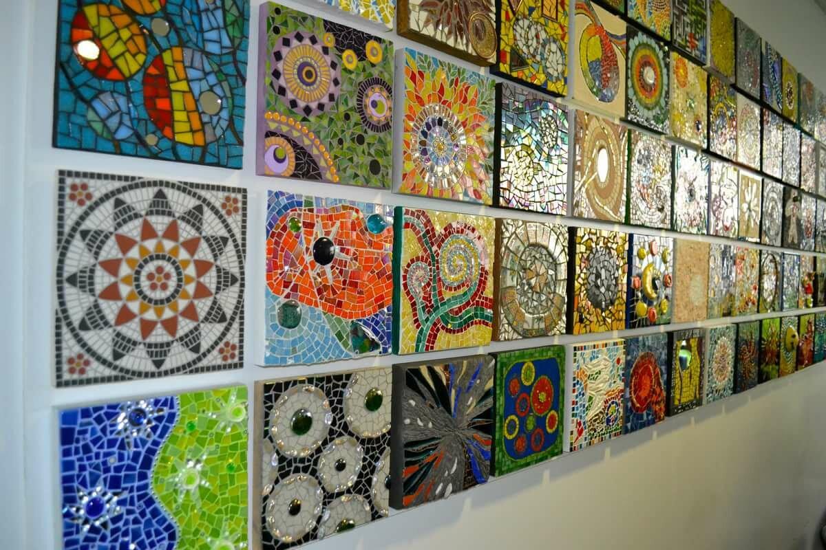 хвалят мозаика разная картинки вам