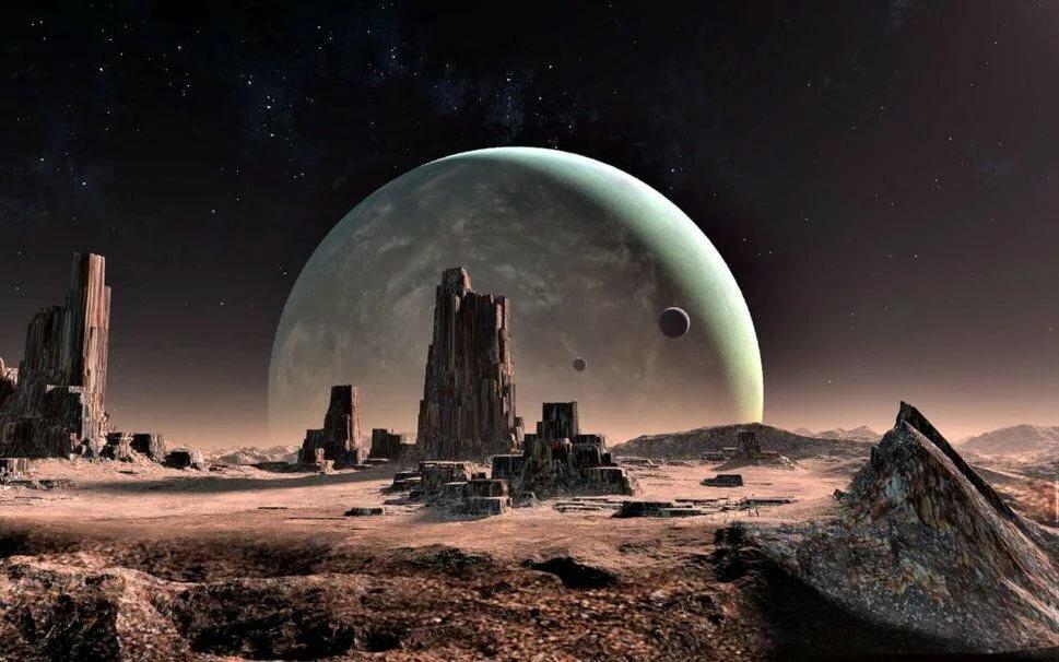 отдадите другие миры космоса картинки родственники