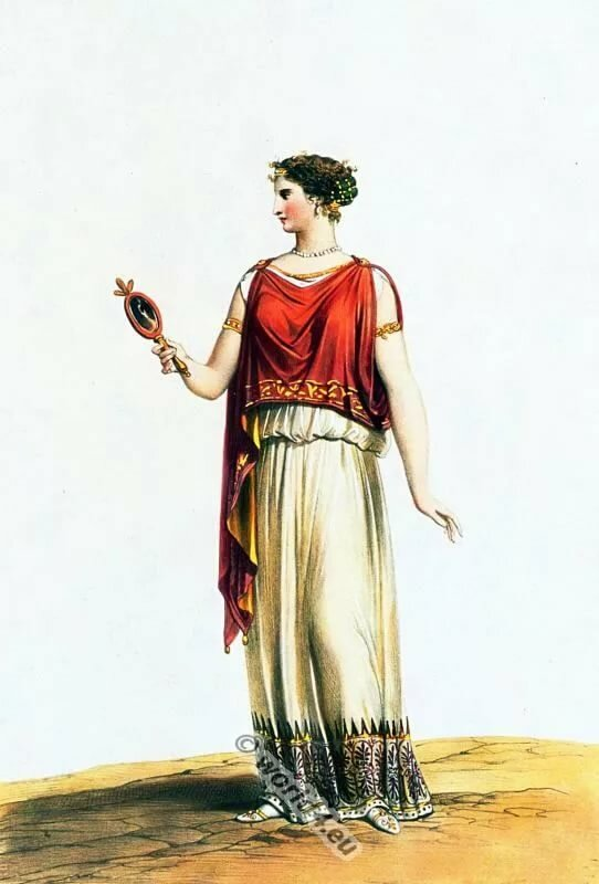 Древние гречанок картинки