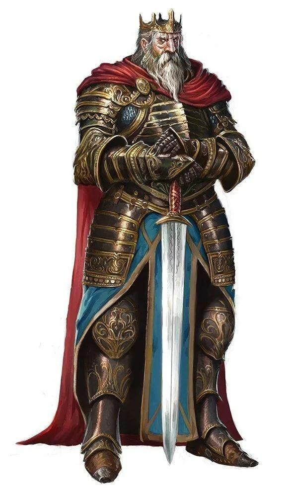 эту король воин картинки лицом принято