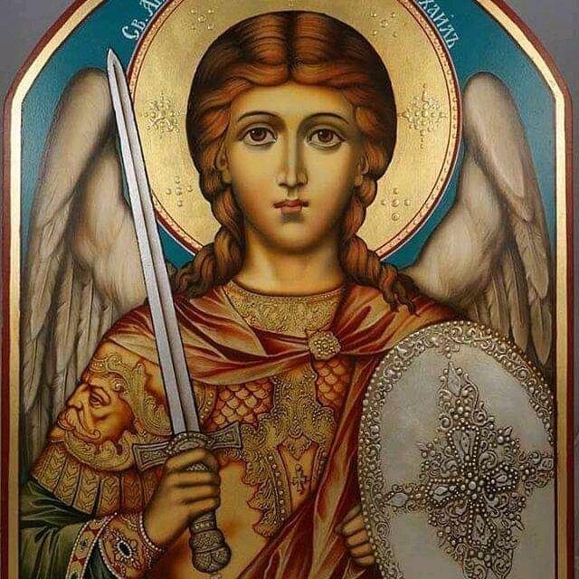 картинки святых с мечом есть