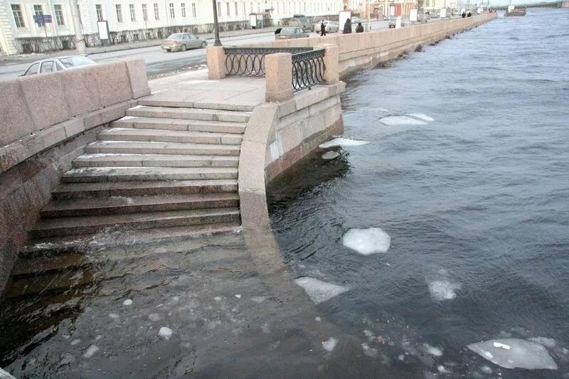Картинки последнего наводнения в спб