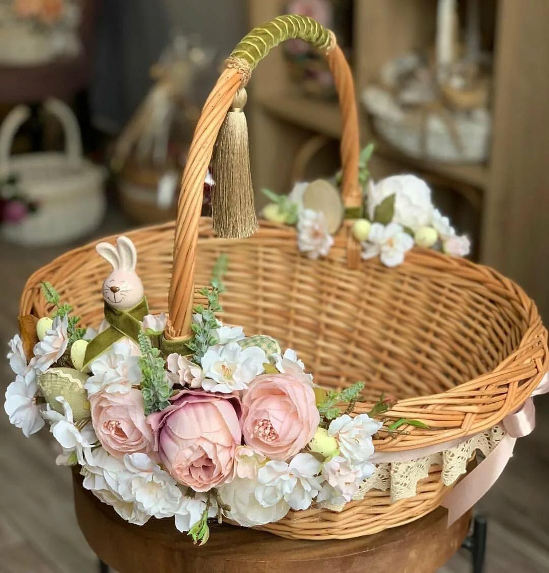 которая картинки плетеных корзин с цветами своей стороны, желаем