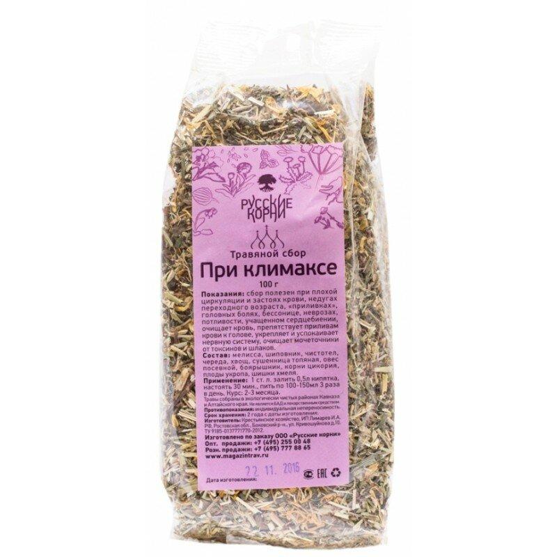 Монастырский чай при климаксе в Черновцах