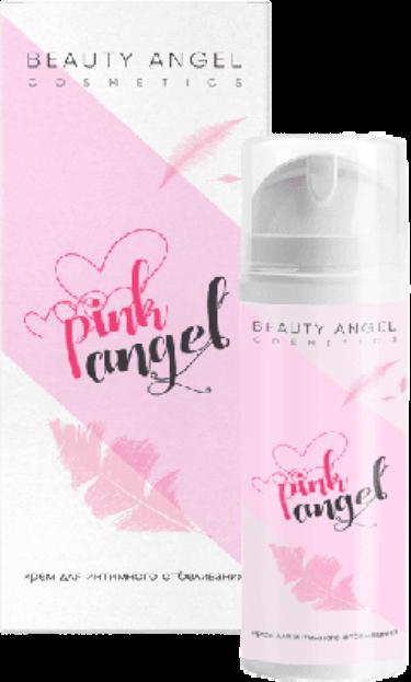 Pink Angel - крем-маска для интимного отбеливания в Красногорске