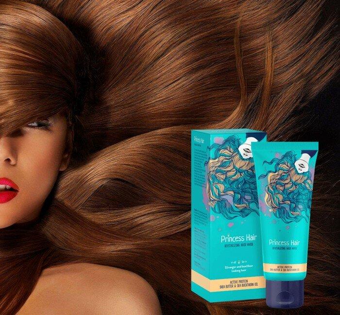 Маска для волос Princess Hair в Электростали