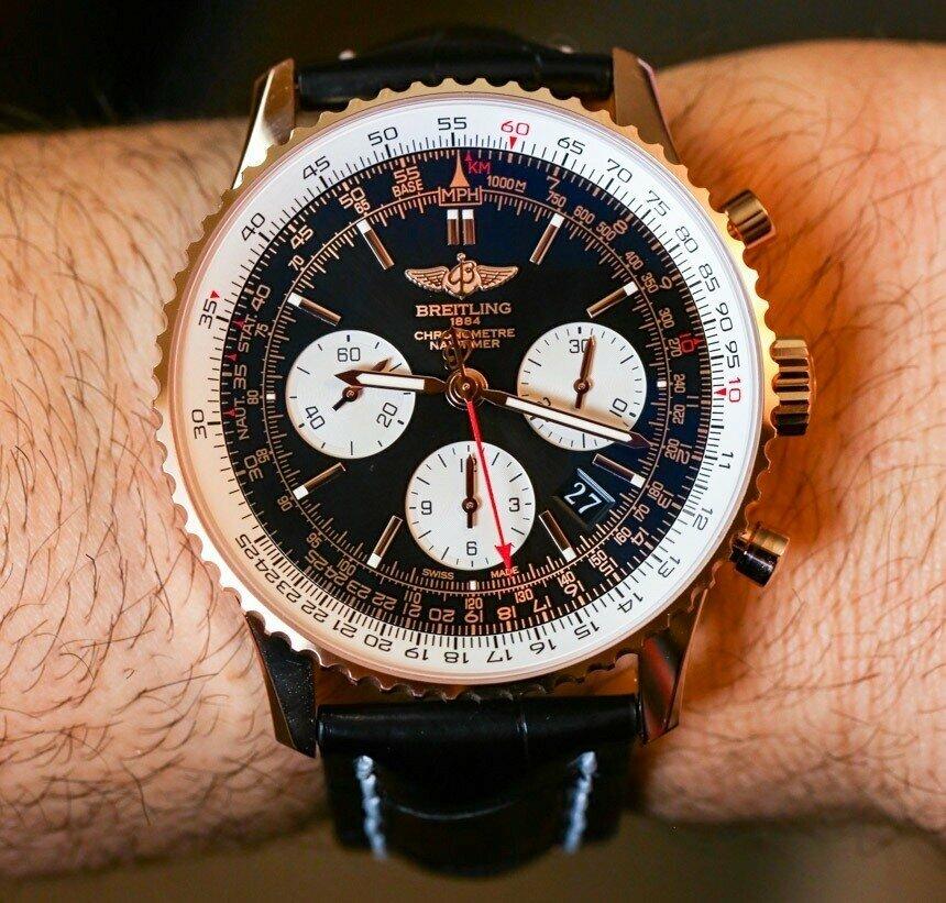 Часы Breitling Navitimer в Челябинске