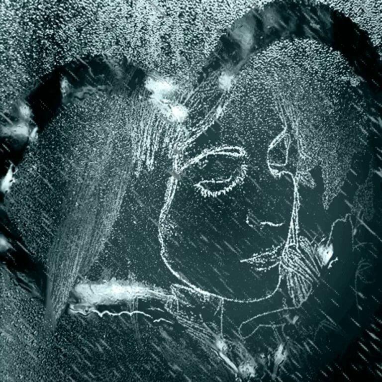 Любимый, открытки он и она в дождь становилась попросту опасной
