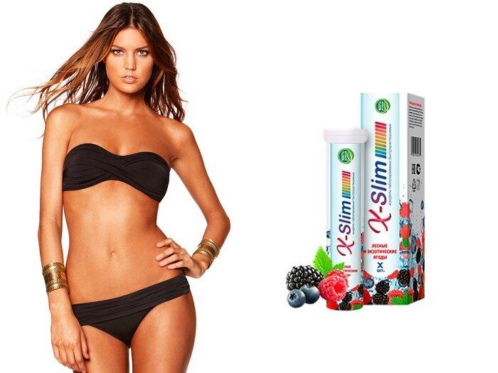 модель слим для похудения