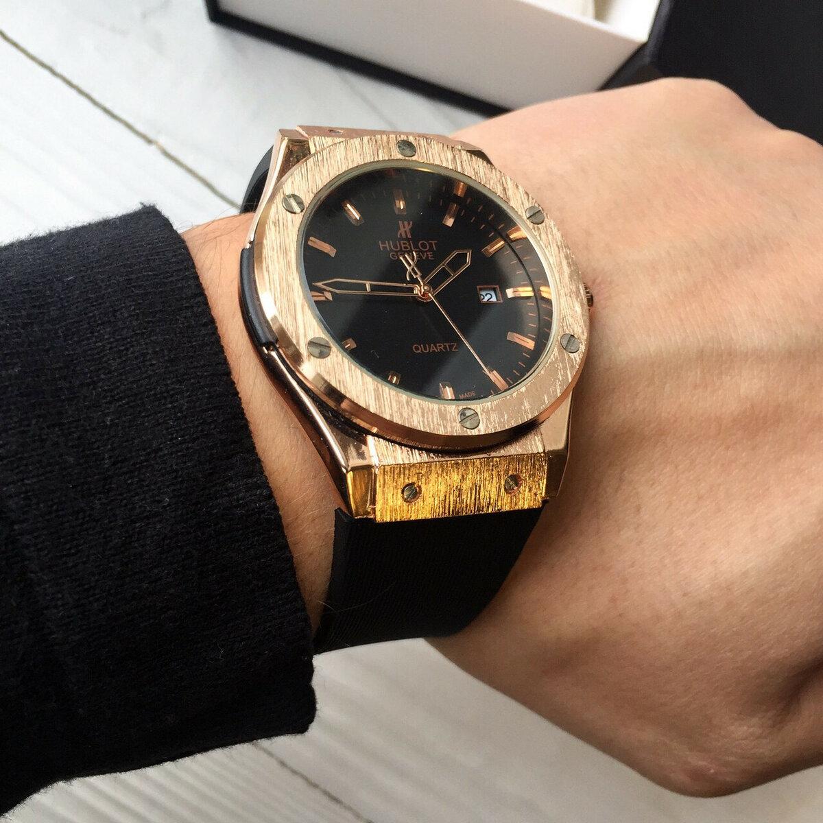 Часы Hublot Geneve в Серафимовиче