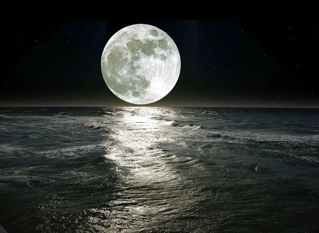Фаза луны и фотографии сюрприз