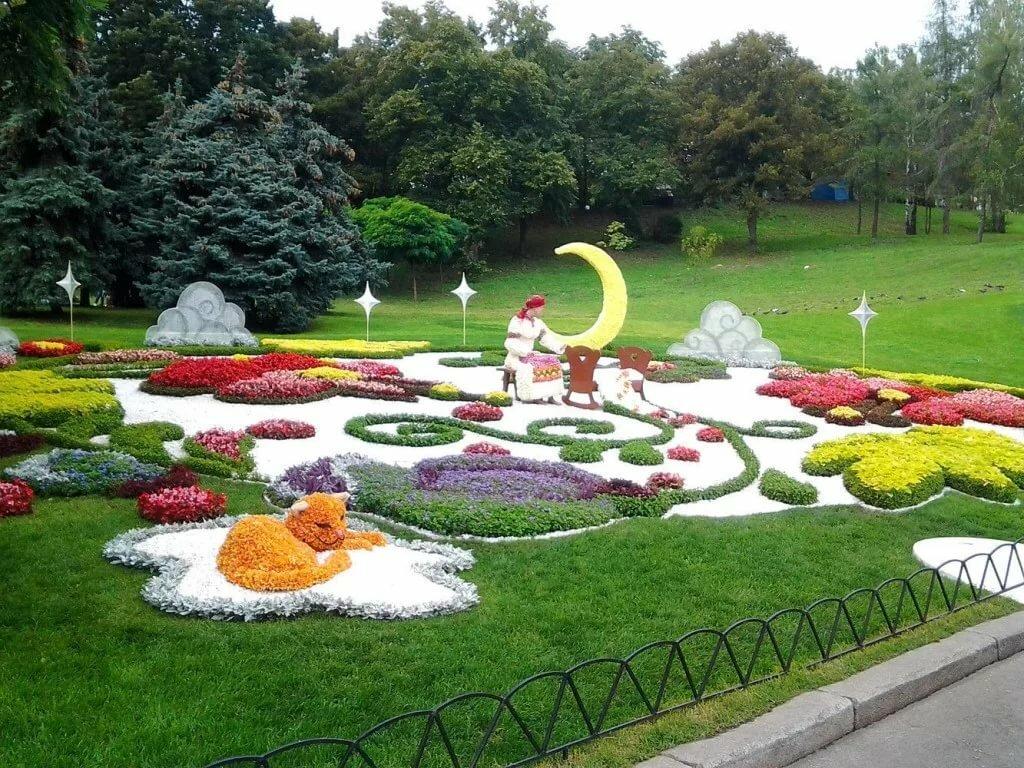 второй парки в россии созданные по мотивам книг этого