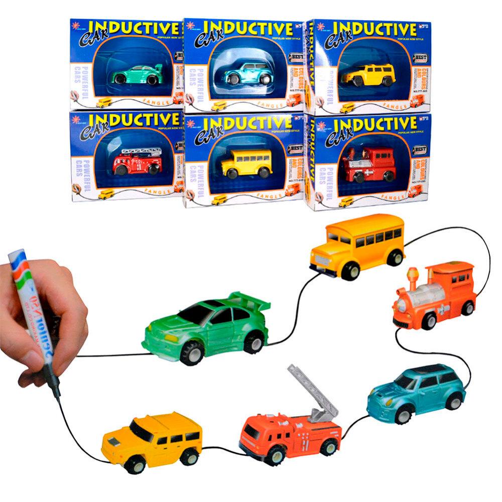 Inductive car - инновационная игрушка в Махачкале