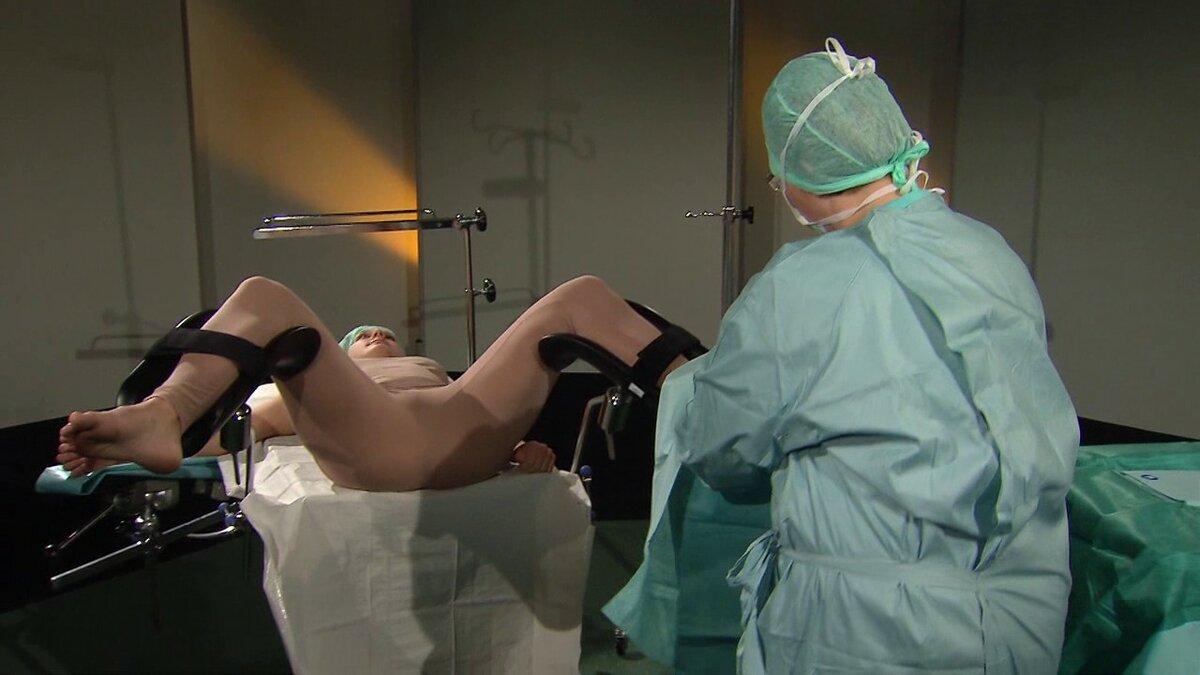 гинекологический осмотр смотреть - 10