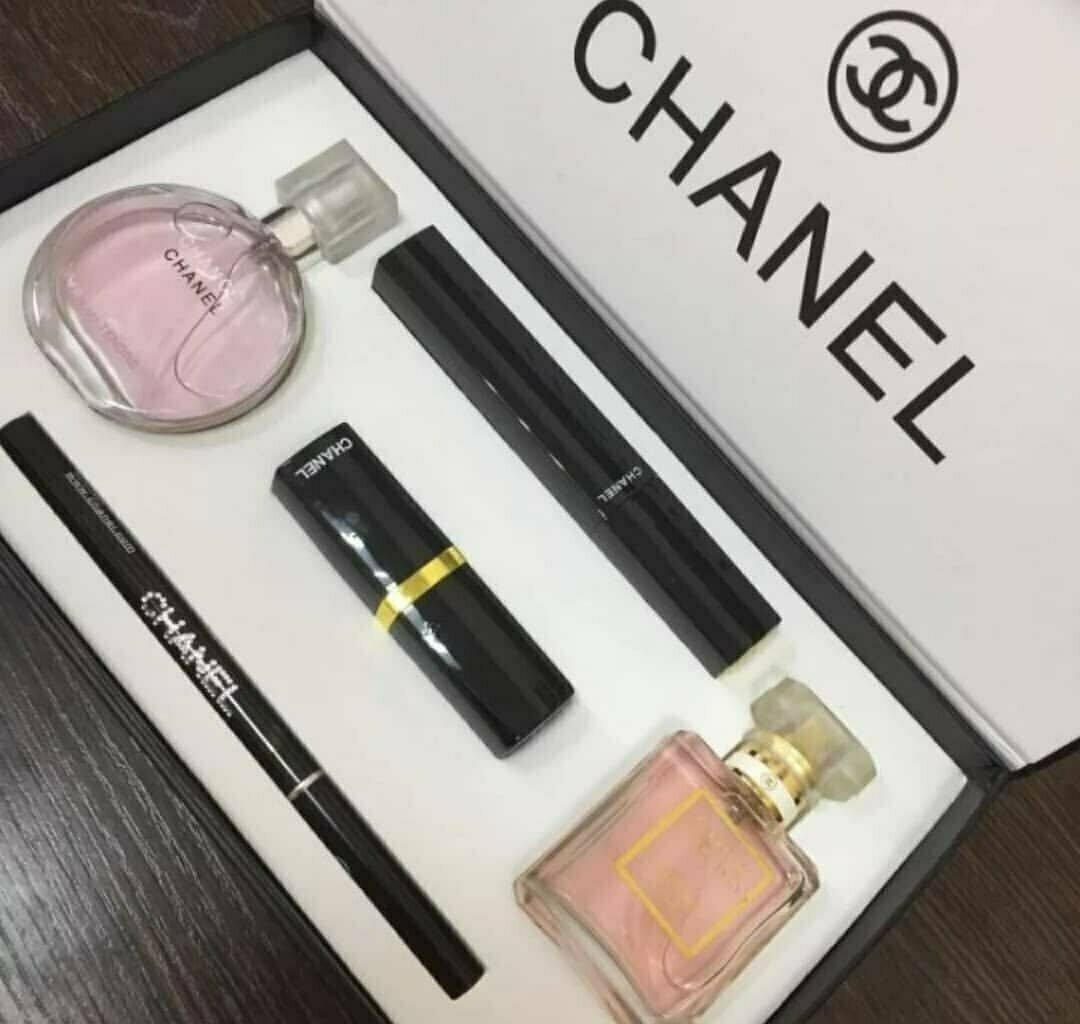 Chanel Present Set набор 5 в 1 в НабережныхЧелнах