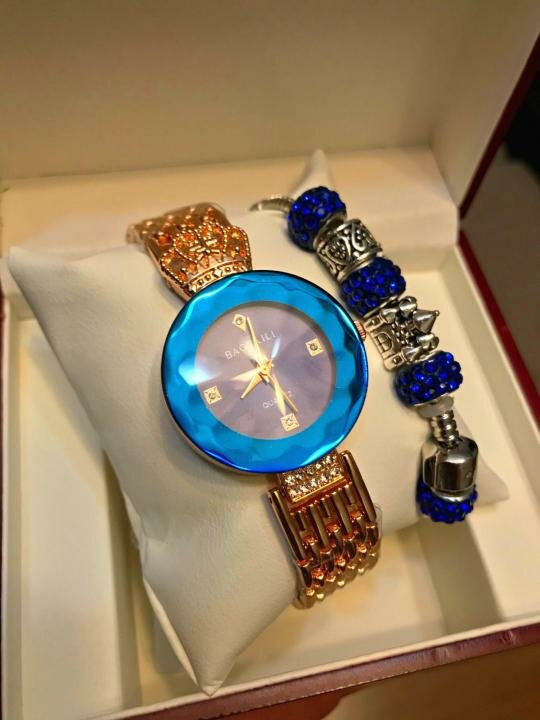 Часы Baosaili и браслет Pandora в подарок в Междуреченске