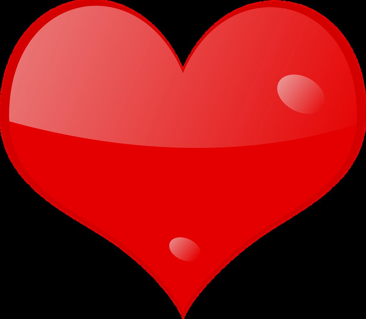 Картинка сердце простое