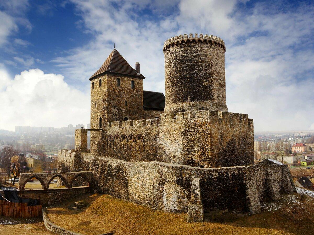 ситуацией, когда средневековые замки фото картинки кудепсты