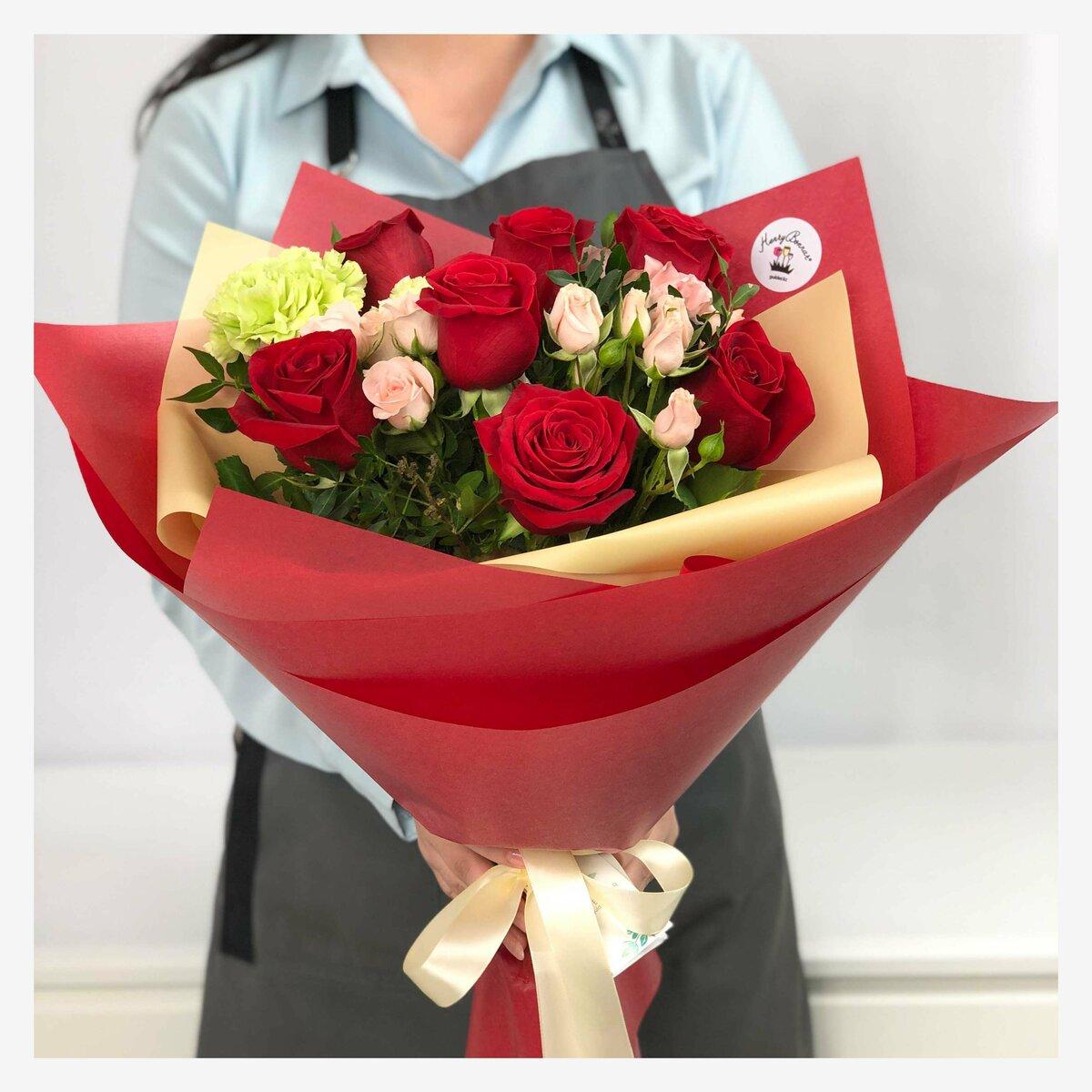 Цветы с доставкой по алматы недорого, цветов для
