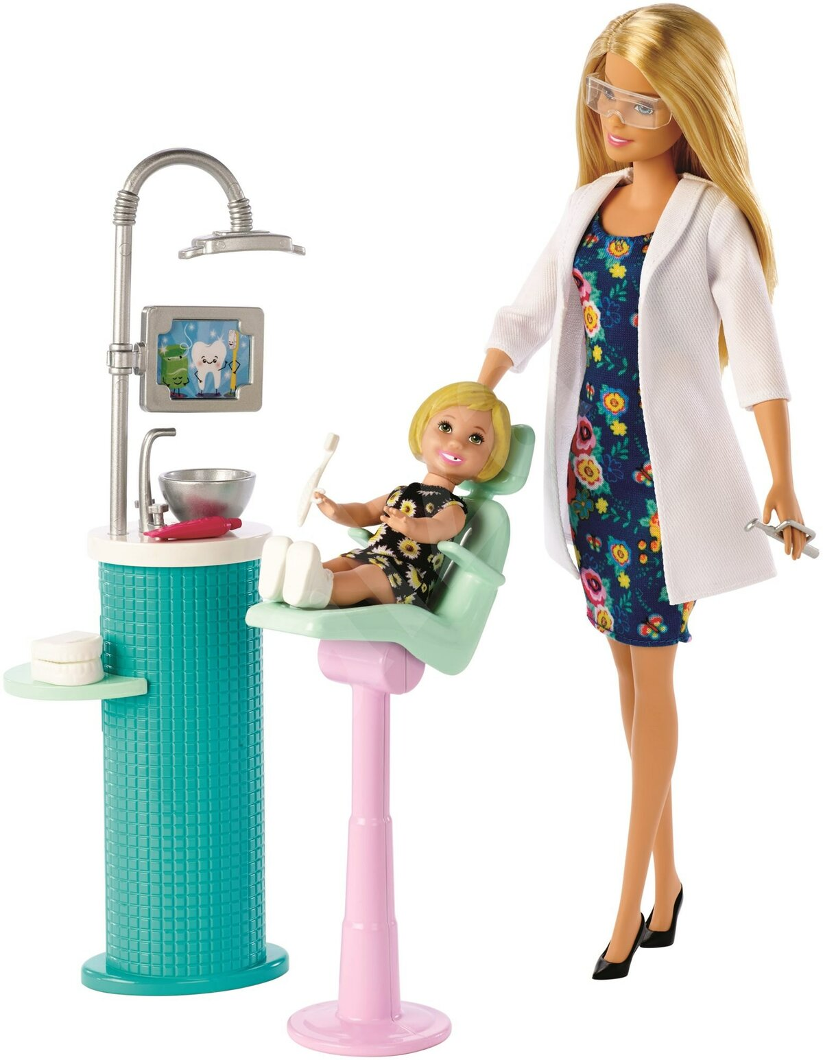 Набор Барби Детский врач