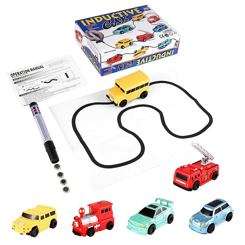 Inductive car - инновационная игрушка в Калининграде