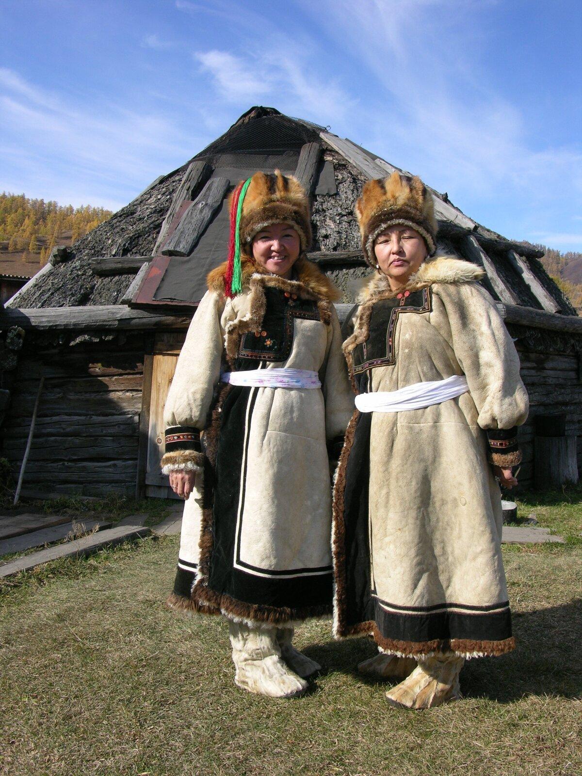 Алтайцы в картинках