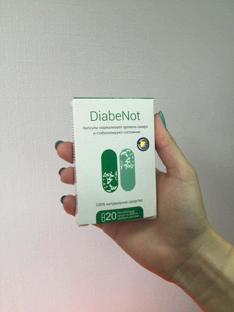 DiabeNot от диабета в Волгодонске