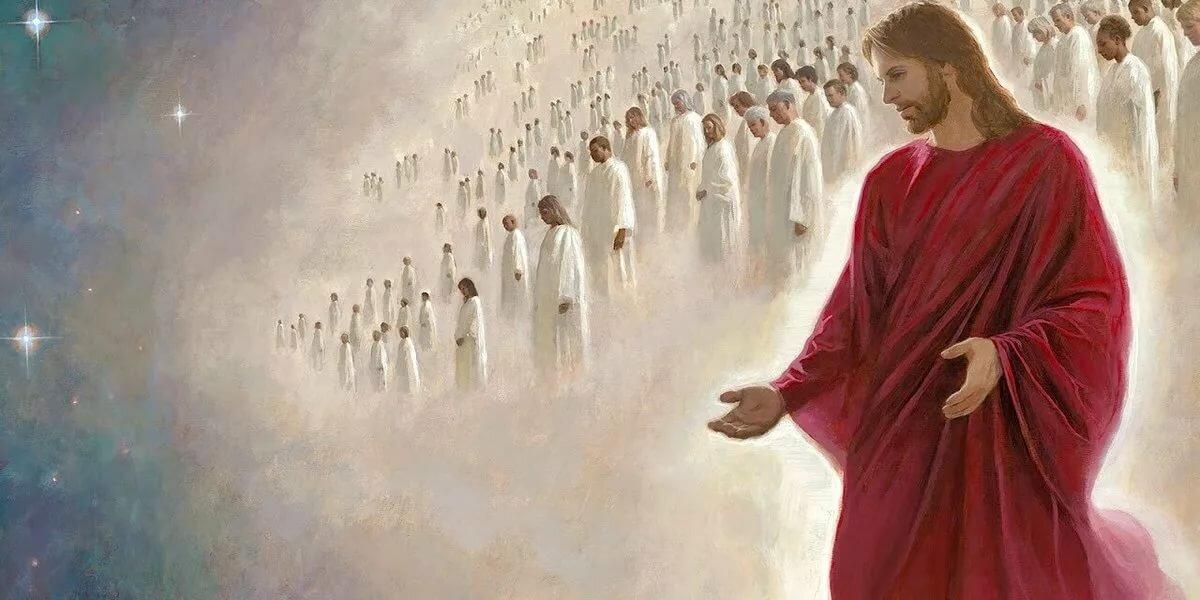 картинка иисус смотрит на землю тунгусского взрыва