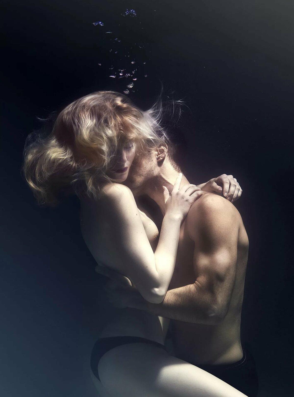 Underwater by Mark Mawson Photography