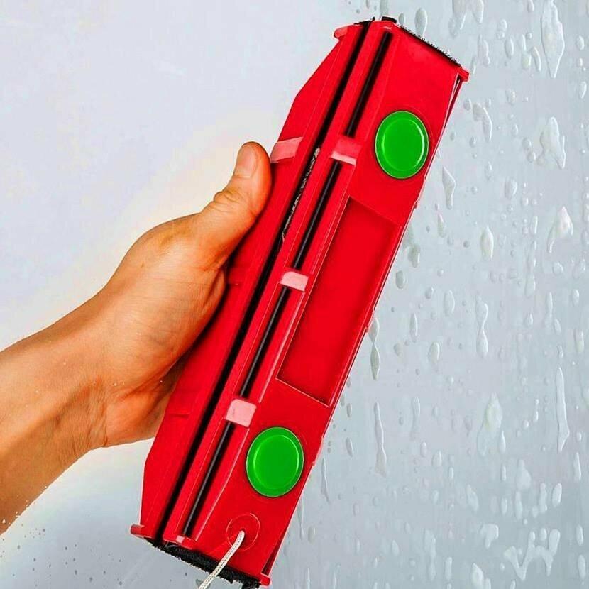 Glider - магнитная щетка для окон