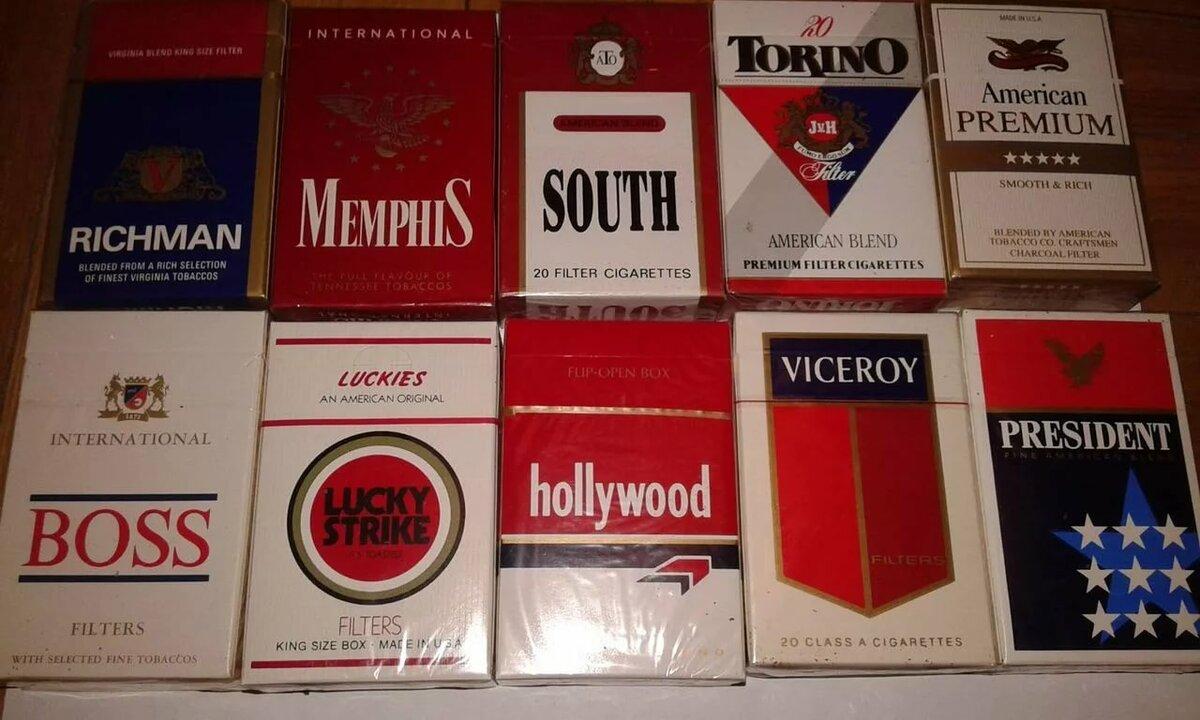 Марки советских сигарет список с картинками очень прост