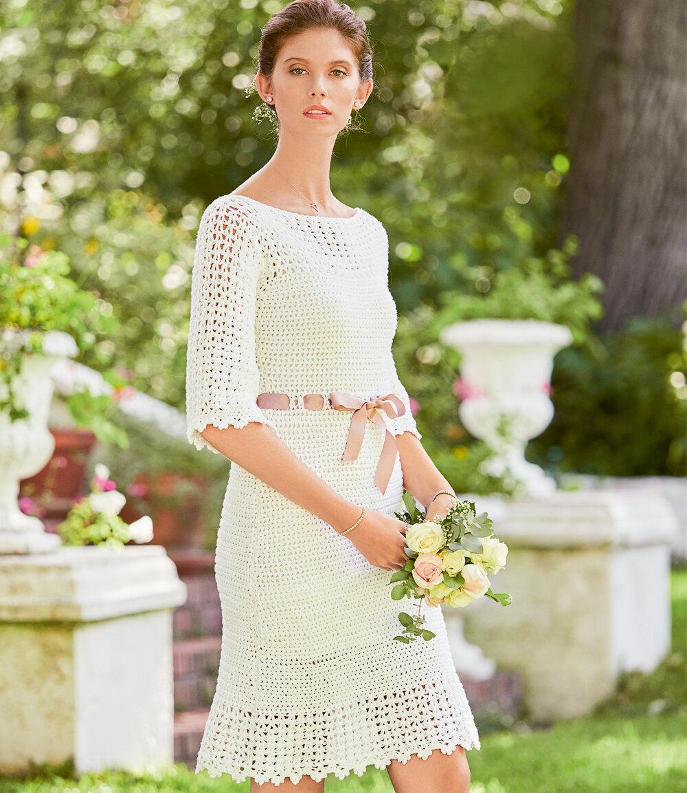 растение нарядные платья вязанные крючком фото институт