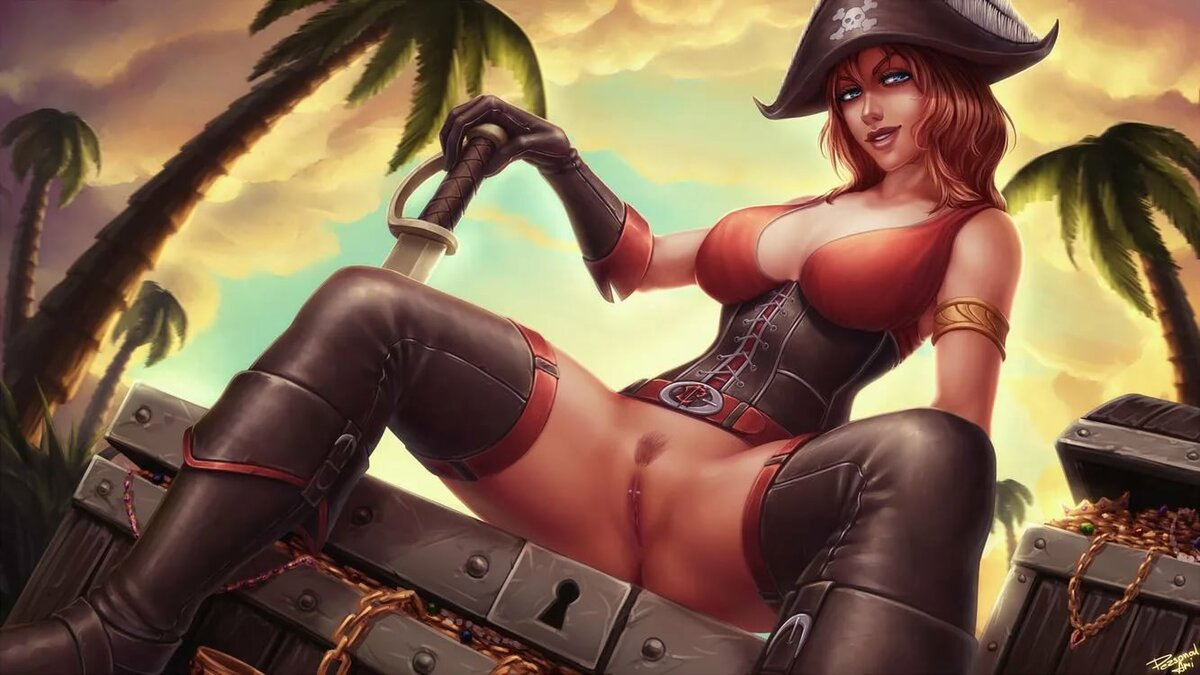 Read pirate's plunder