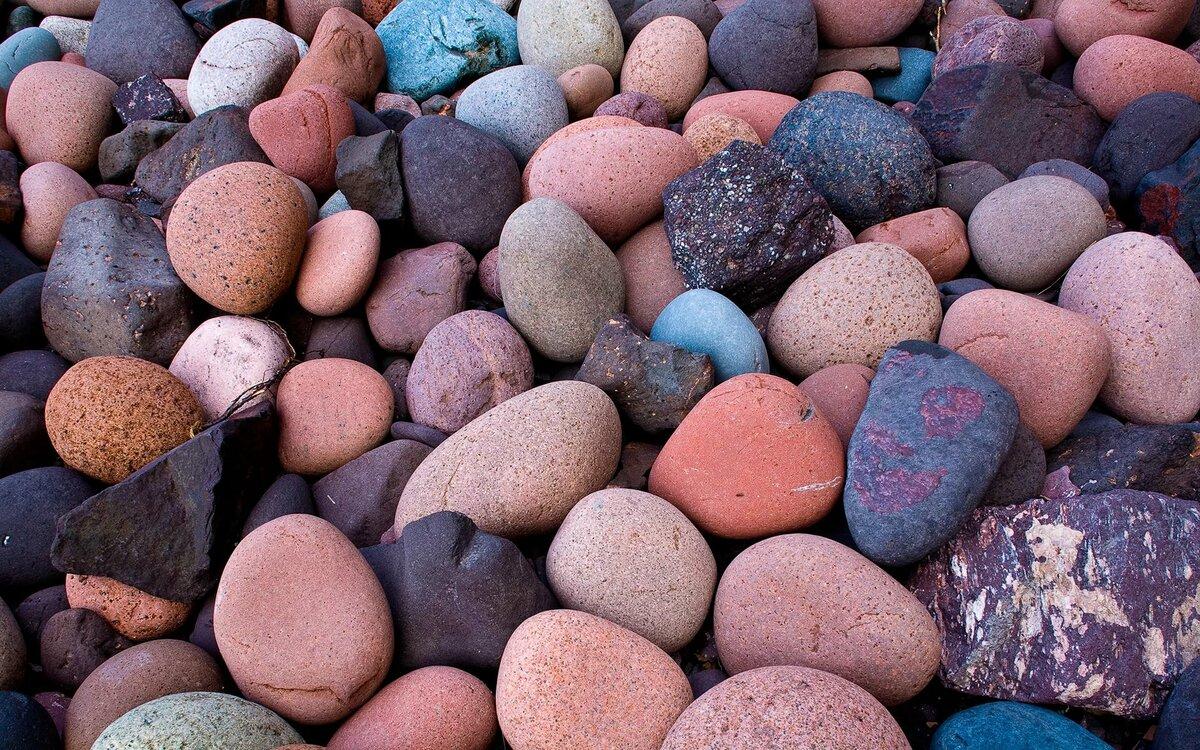 Гладкие камни картинки