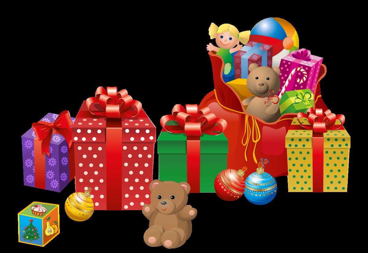 Картинки детские подарки