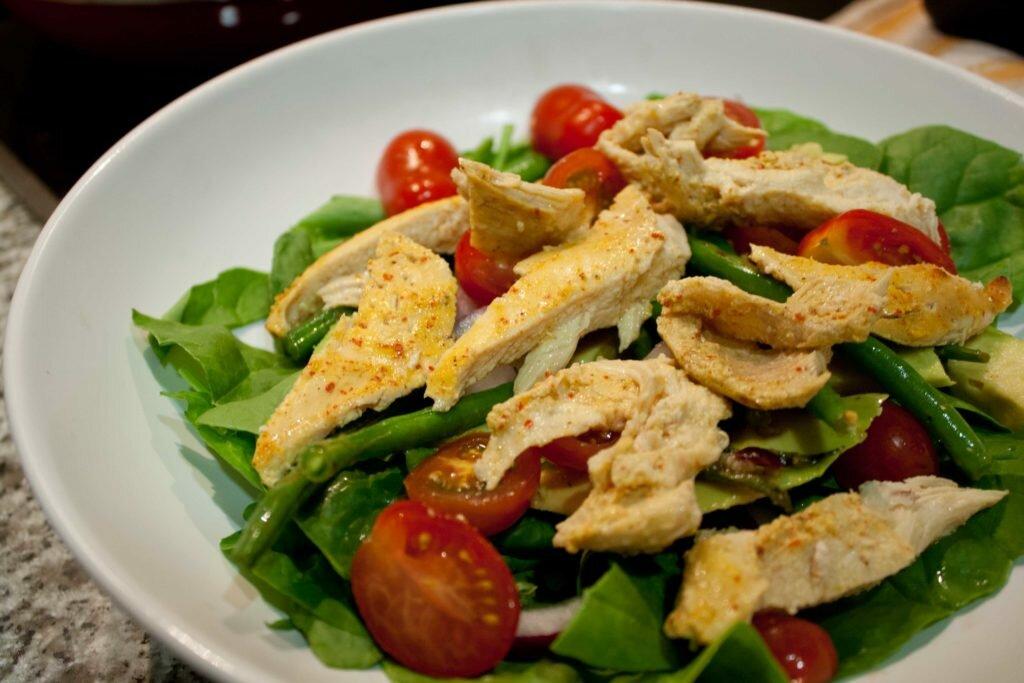 услугам салаты без курицы рецепты с фото выясним, как определить