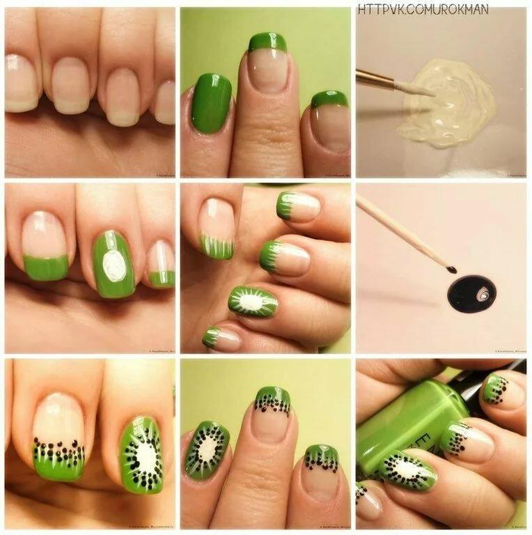 Картинки дизайна ногтей уроки