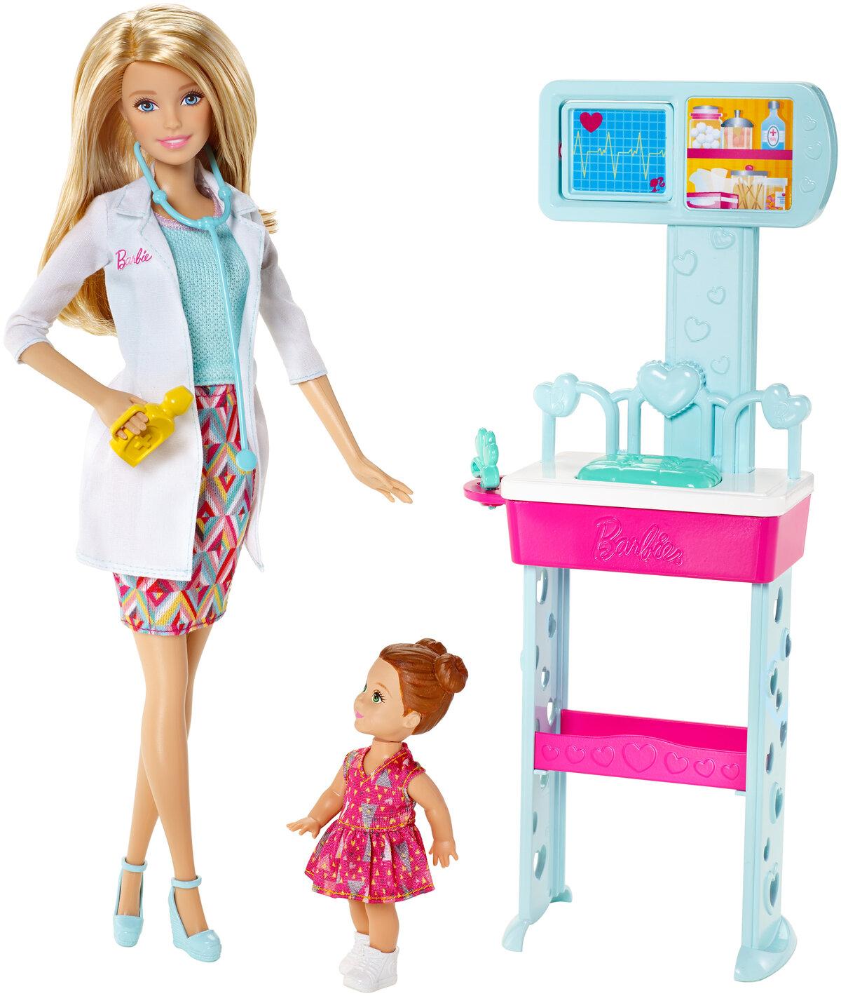 Набор Барби Детский врач в Тимашевске