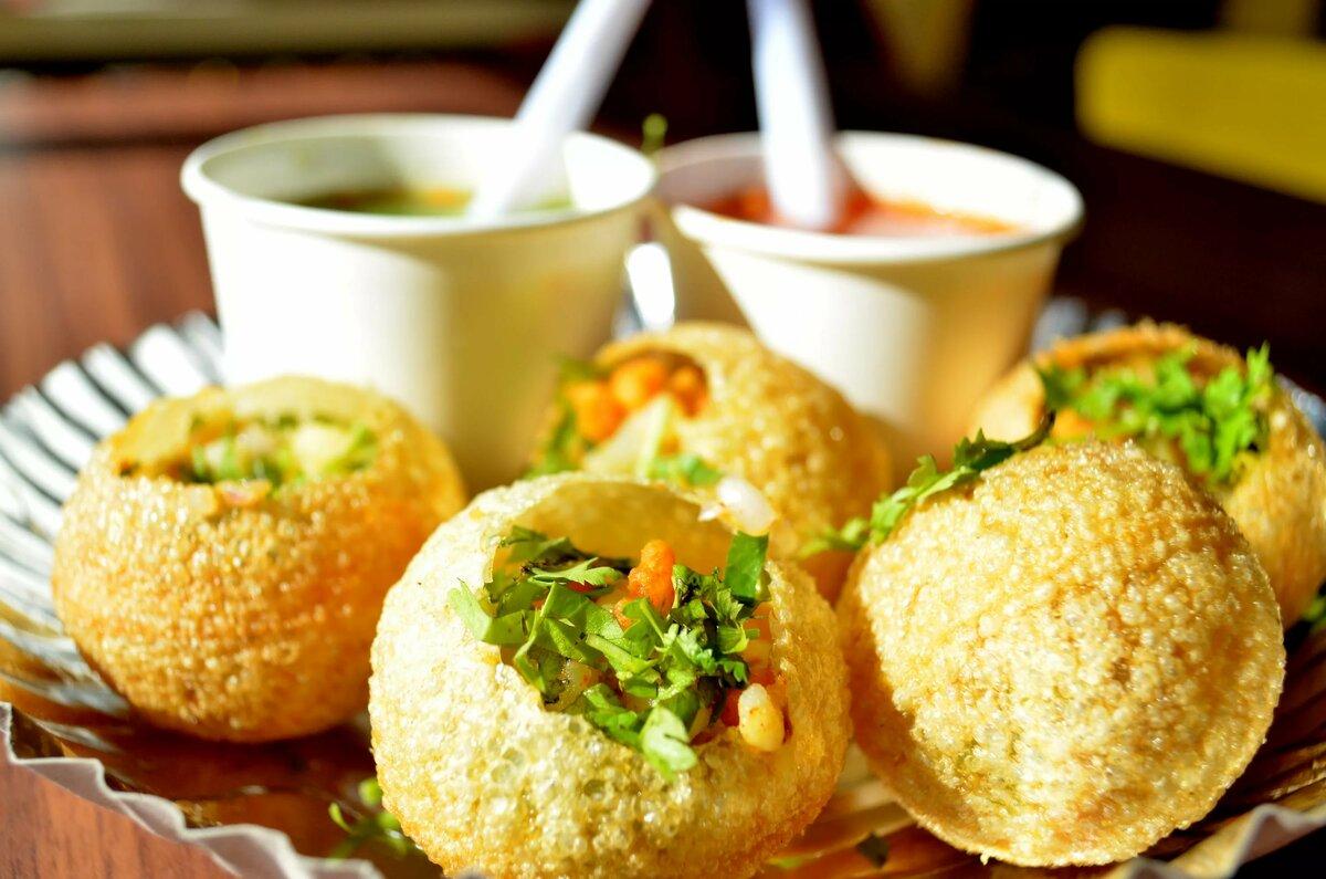 это голгапа индийское блюдо рецепт фото стоит приглашать этот