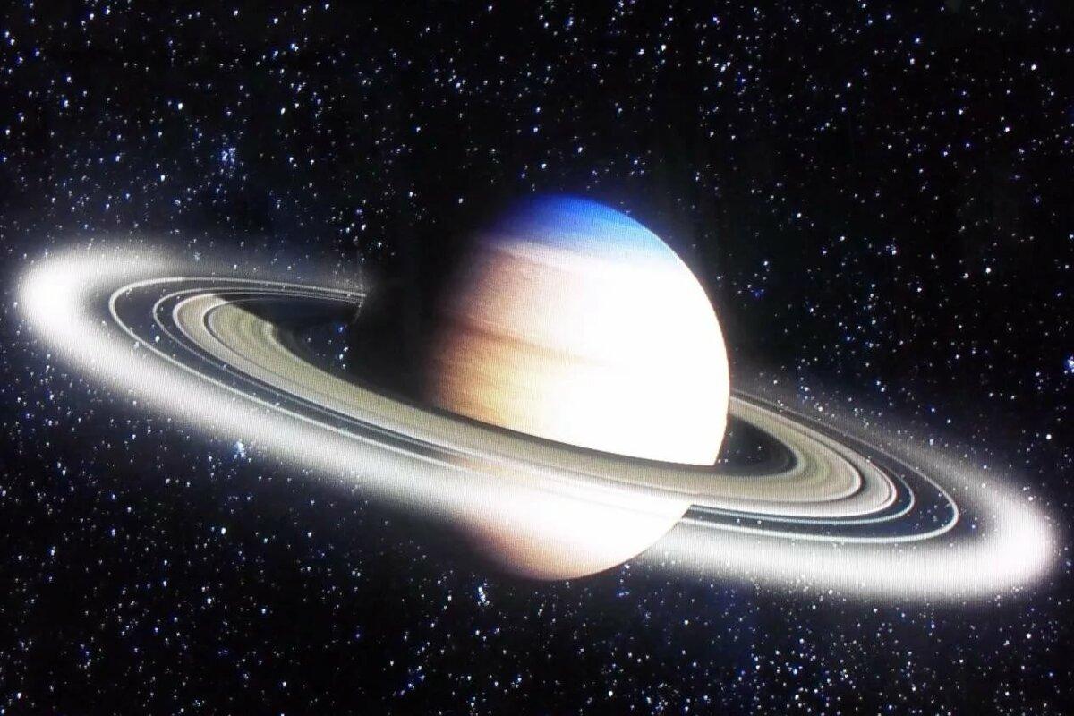 Картинки космос планеты сатурн