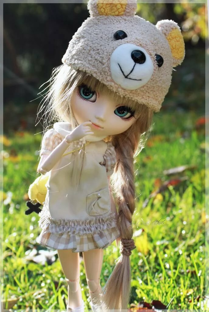 Милые куклы фото