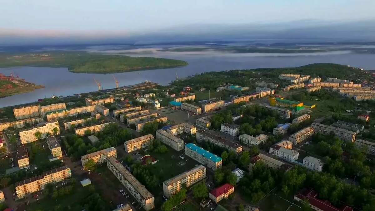 Картинки город советская гавань