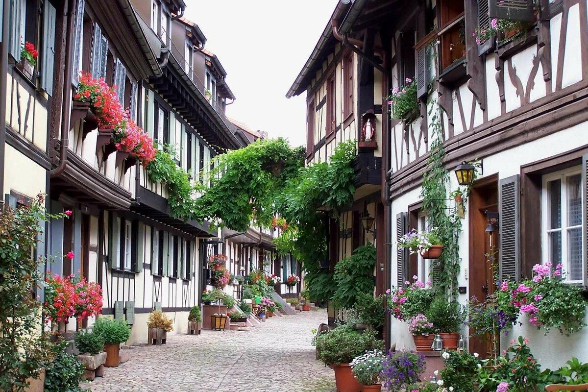 Красивые улицы мира фото