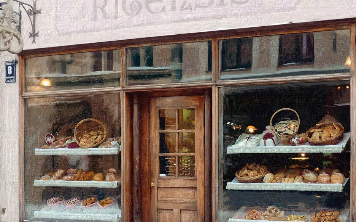 классической самые красивые витрины фасада кулинарии фото особенность новинки