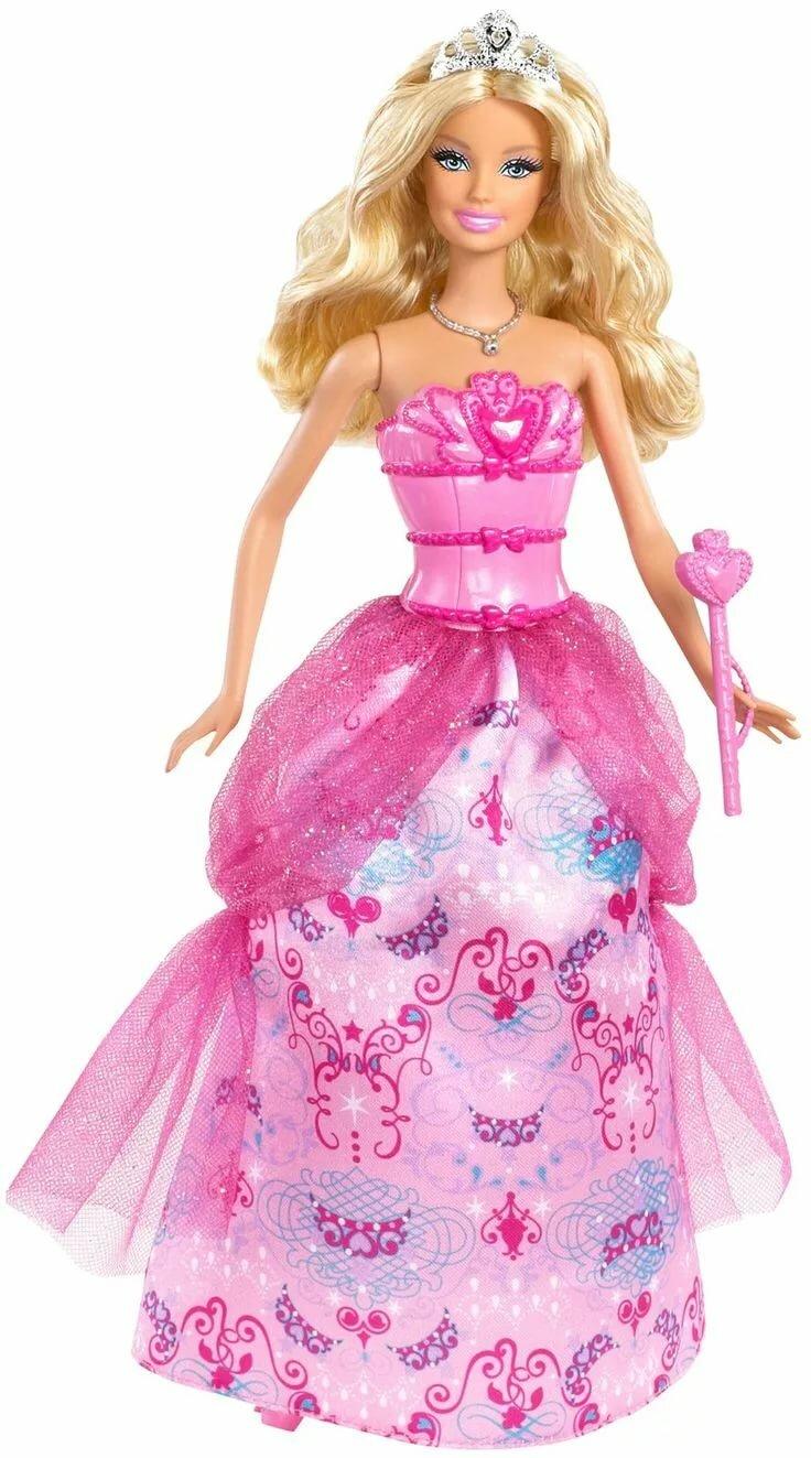 Картинки кукол барби принцессы