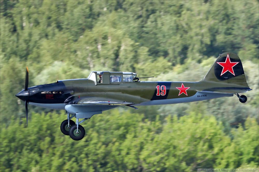 самолеты вов фото и описание